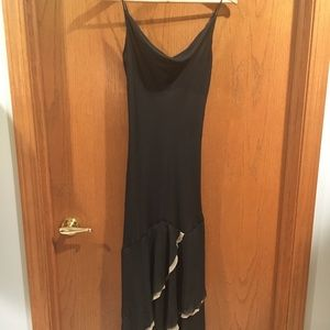 Express nude and Black dress size 5/6